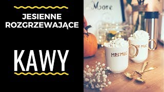 3 Jesienne kawy i MEGA NIESPODZIANKA - Ugotowani.tv HD