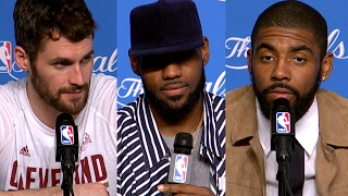 Cavs 'believe' after avoiding sweep by Warriors in NBA Finals