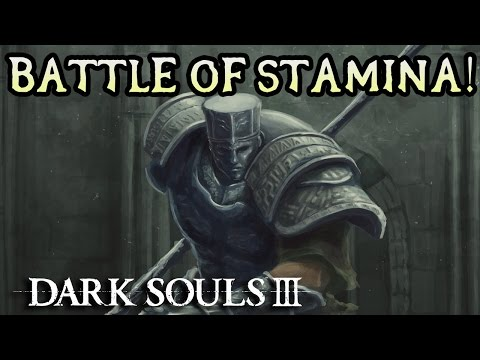 CHAMPION GUNDYR BOSS! Dark Souls 3 PC Solo Rage! (#15)