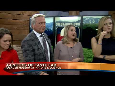 Genetics of Taste Lab at the Denver Museum of Nature & Science