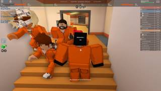 Roblox: JailBreak: super rare footage from nubneb's stream