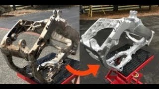 5 Quick and Easy Steps to Shining up Aluminum Parts / Build Part 5