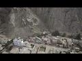 Landslide Destroys Homes in Bolivia