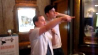 Gavin Creel and Jared Gertner Call THE BOOK OF MORMON Lottery at Pantages! - Sat 11/24