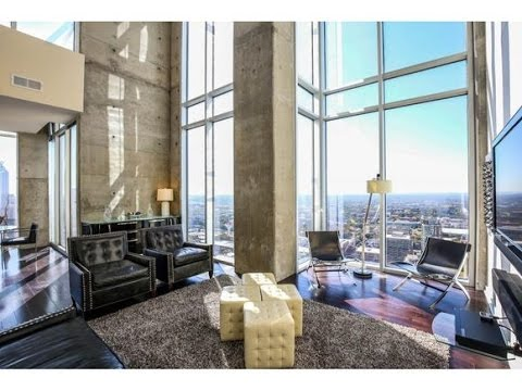 Gorgeous 2 story penthouse - 855 Peachtree St NE unit 3601