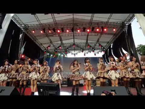 AKB48 X JKT48 - Part 3 @. Jak Japan Matsuri 2018 day 2