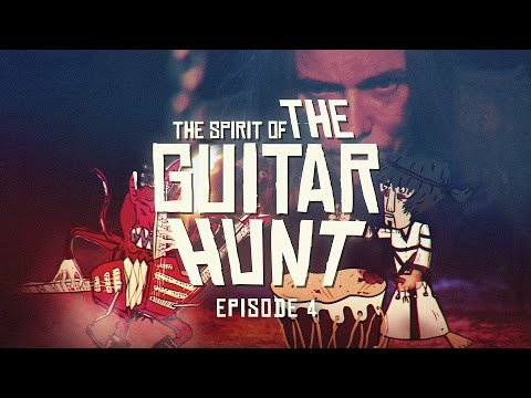 The Spirit of The Guitar Hunt - Episode 4/5 Barbarian Rites with Michael Angelo Batio on 666 strings