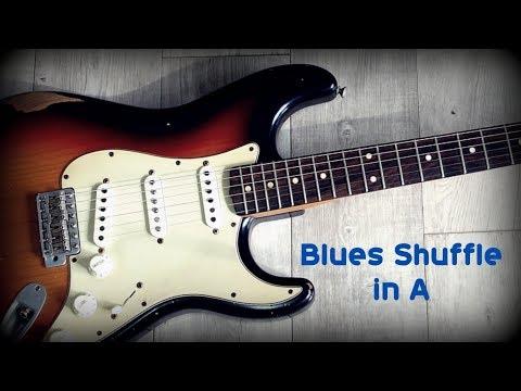A Blues Backing Track Shuffle 65 Bpm