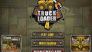 Un tractor muy feliz (truck loader 4)
