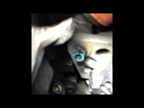 2007 Kia Sportage Belt Change Youtube
