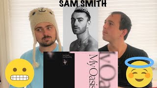 Baixar MY OASIS Sam Smith Burna Boy REACTION (does it quench our quarantine thirst???)