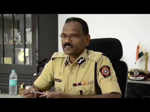 S  Jagannathan, IPS Commissioner of Police Nashik