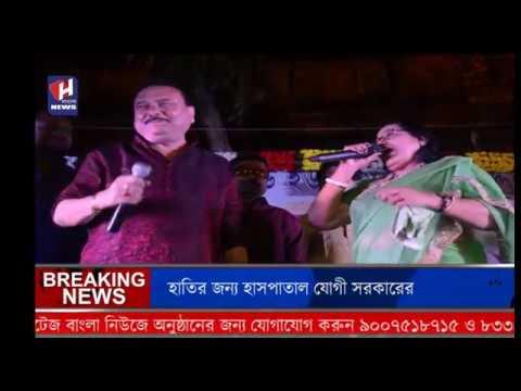 Kartick as Muruggan at Bhabanipur Young Star Club