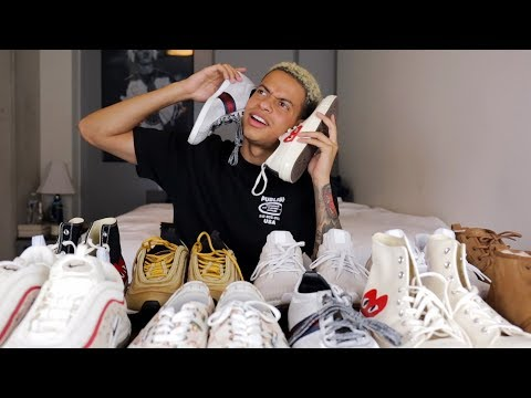 RHINO'S SNEAKER COLLECTION