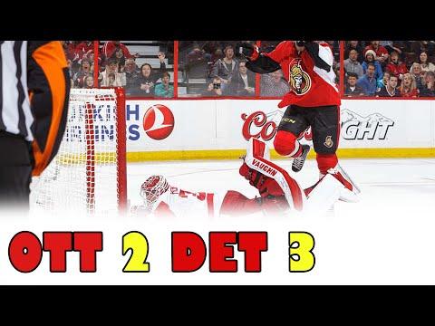 Are The Ottawa Senators A Playoff Team? (Game 35 - 12/27/14)