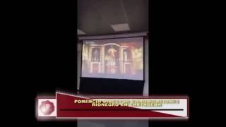 Ponencia Director de Comunicaciones alcaldía de  Rionegro, en Cartagena
