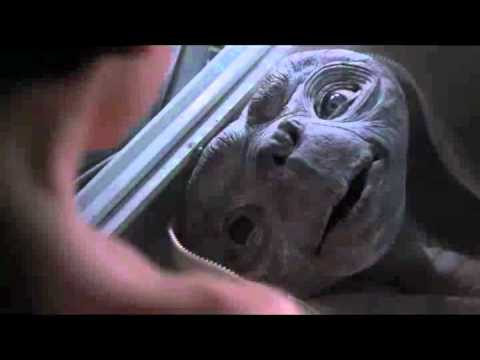 "E.T. The Extra Terrestrial ""E.T. phone home"" scene"