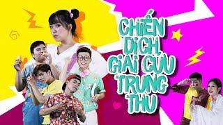 Children's festival Mid-autumn Festival | Children's Music | Trong Dong Kids
