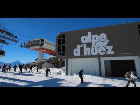 Student Travel - Alpe d'Huez (destynacja)