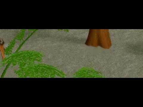 Dinosaur Safari (Late Jurassic) Clip #5: Pterodactylus