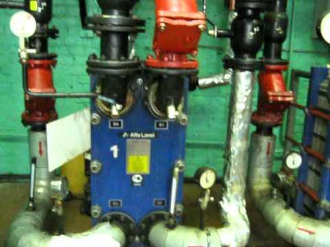 Защита от накипи теплообменников Кожухотрубный конденсатор ONDA CT 959 Кызыл