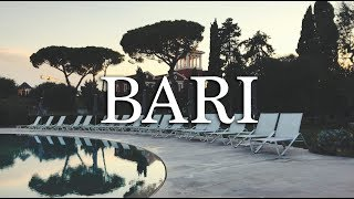 Bari, Italy - Travel Vlog [2018]