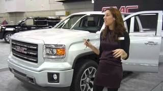 2013 GMC Sierra All Terrain Truck Review, Interior, Exterior, Walkaround