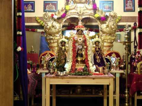 """Sanskrit Hymn on Kshetra Thiruvaheendrapuram (Devanathan) - """"Devanayaka Panchasath"""" (Vedanta Desika)"""