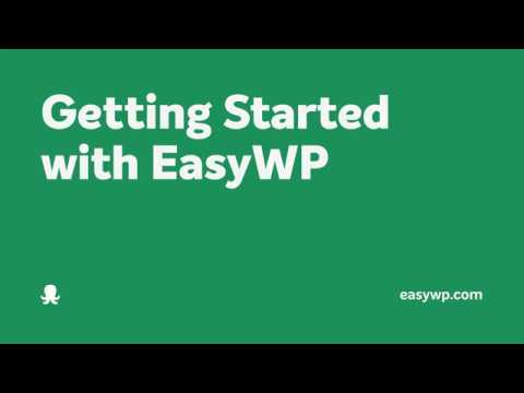 Getting Started with EasyWP