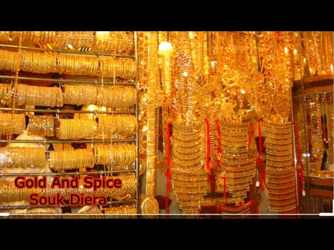 Gold And spice souk Market in Diera 2020