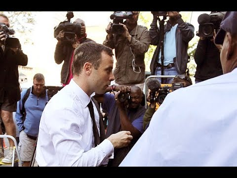 Oscar Pistorius accused of 'tailoring evidence' at murder trial