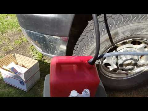 Duramax LB7 injector cleaning