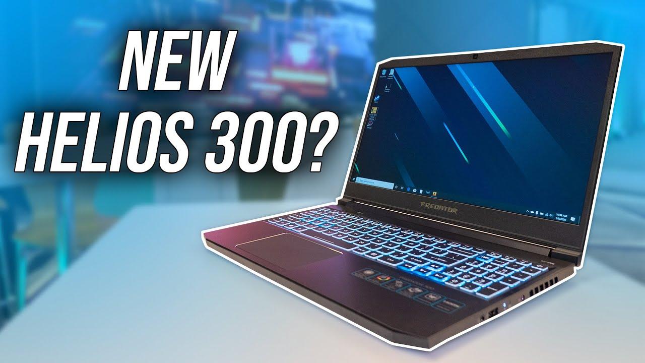 Acer Triton 300 and Triton 500 at CES 2020