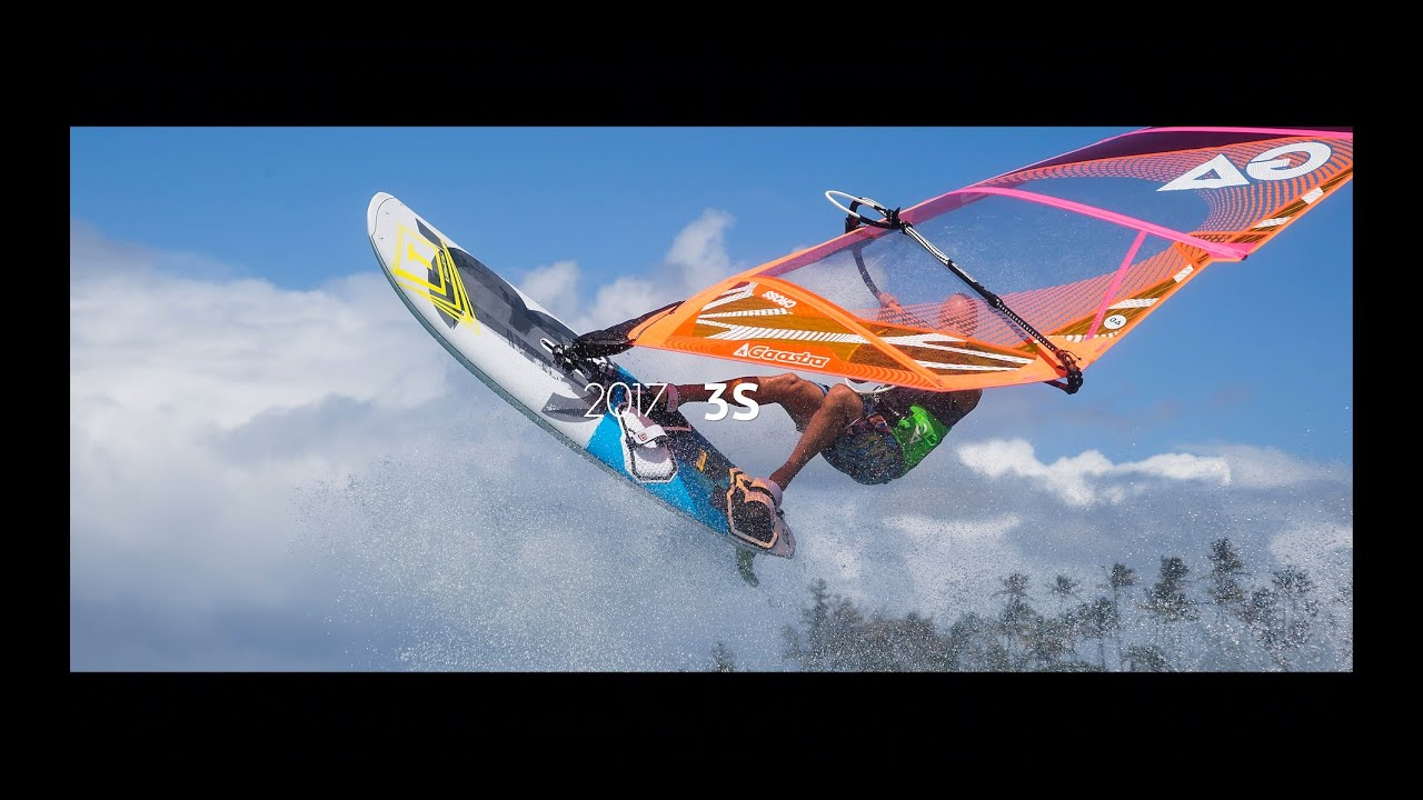Tabou Boards - 2017 3S