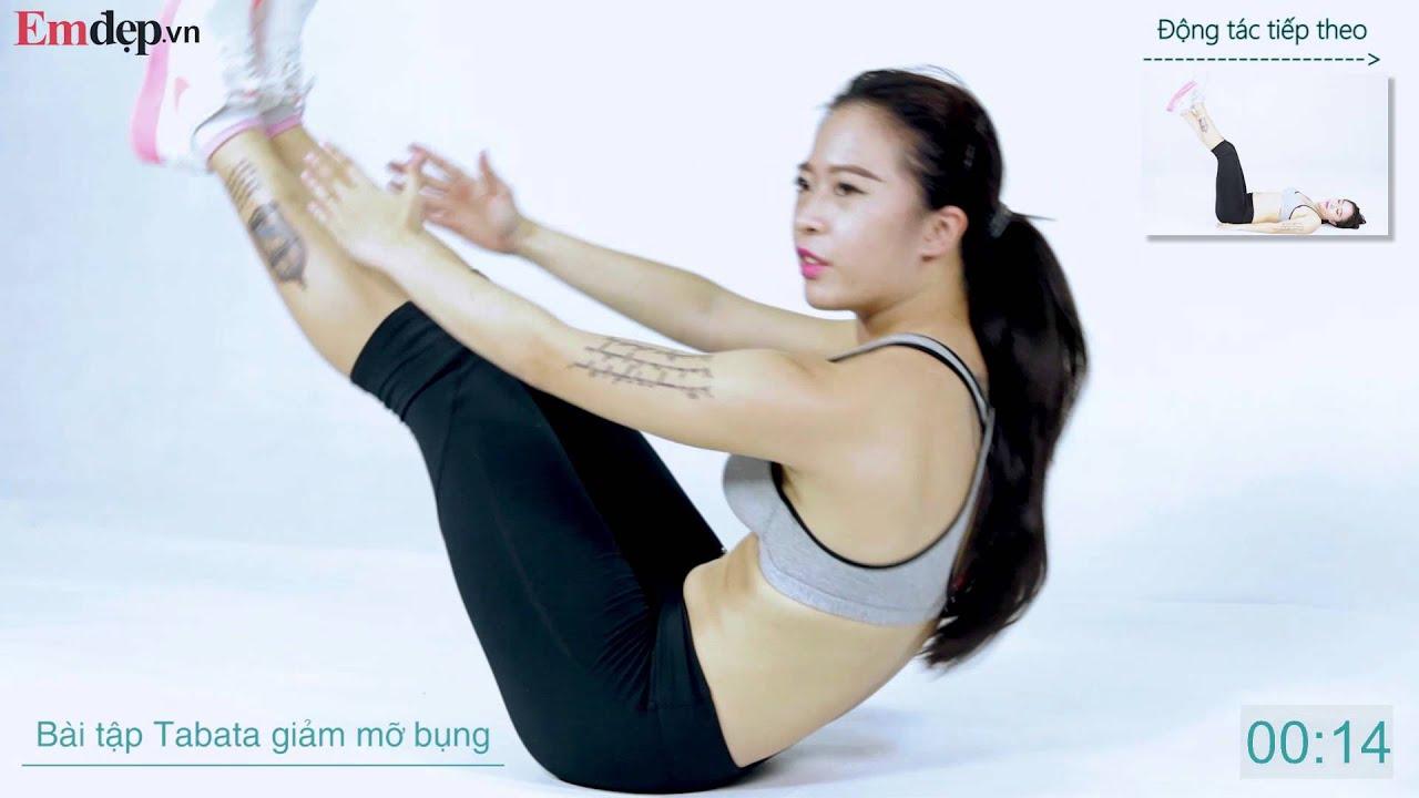 Giảm mỡ bụng cực hiệu quả cùng Hana Giang Anh chỉ 15 Phút Mỗi Ngày