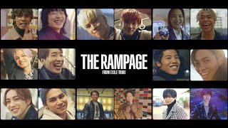 THE RAMPAGE from EXILE TRIBE / MY PRAYER (MUSIC VIDEO)
