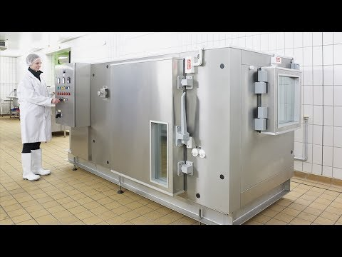 New Blast Chiller-freezer | Campden BRI