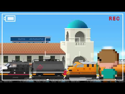 Pocket Trains for iOS and Android: This Is Special! Coming 9/26!