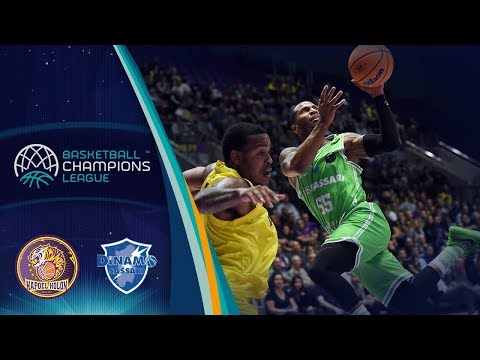 UNET Holon v Dinamo Sassari - Highlights - Basketball Champions League 2019-20