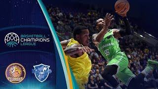 UNET Holon V Dinamo Sassari - Highlights - Basketball Champions League 2019-20