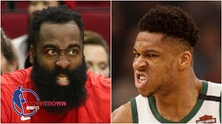 The James Harden-Giannis beef is awesome and good for the NBA - Zach Lowe | NBA Countdown