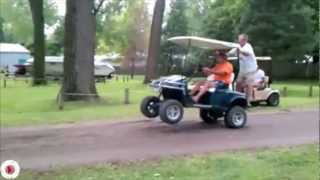 The Ultimate Golf FAIL Compilation