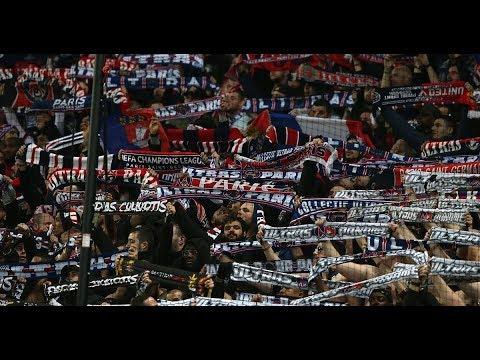 PSG vs. Manchester United: Paris Saint-Germain fans are getting rowdy with ...