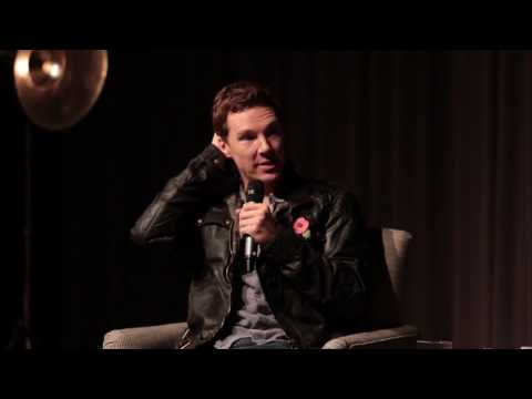 HD~ BAFTA conversation with Benedict Cumberbatch