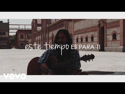 Andrés Suárez - Te Di Vida y Media (Lyric Video)