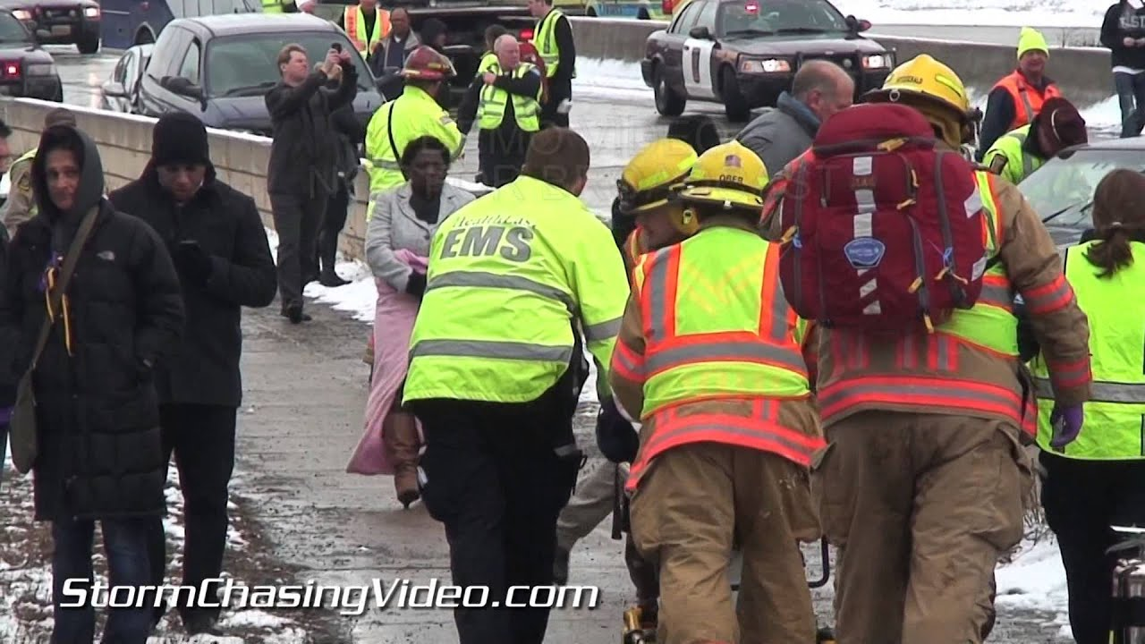 3/24/2014 Minneapolis, MN Pile-Up Aftermath