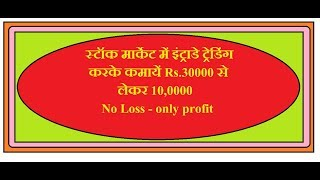 100% profit making best auto buy sell signal software.part2