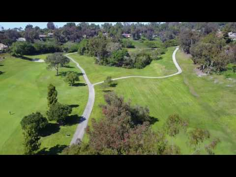 Oceanside, CA - El Camino Country Club-Golf Course from Drone | DJI Mavic Pro