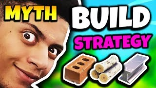 MYTH TALKS ABOUT BUILDING STRATEGY | Fortnite Daily Funny Moments Ep.108