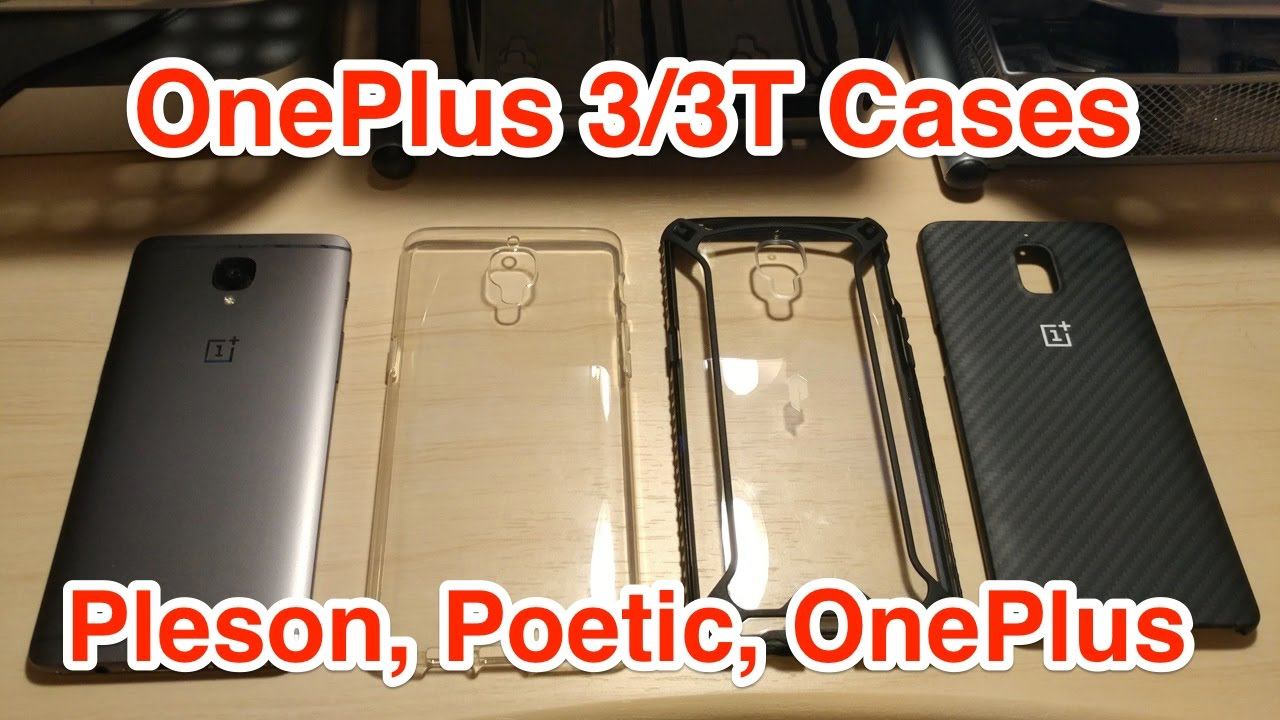100% authentic efd66 6778b OnePlus 3T Cases (Poetic, Pleson, OnePlus)